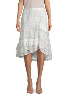 Joie Jarvee Cotton Skirt