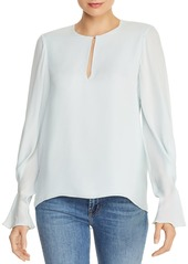 Joie Abekwa Pleat-Sleeve Top