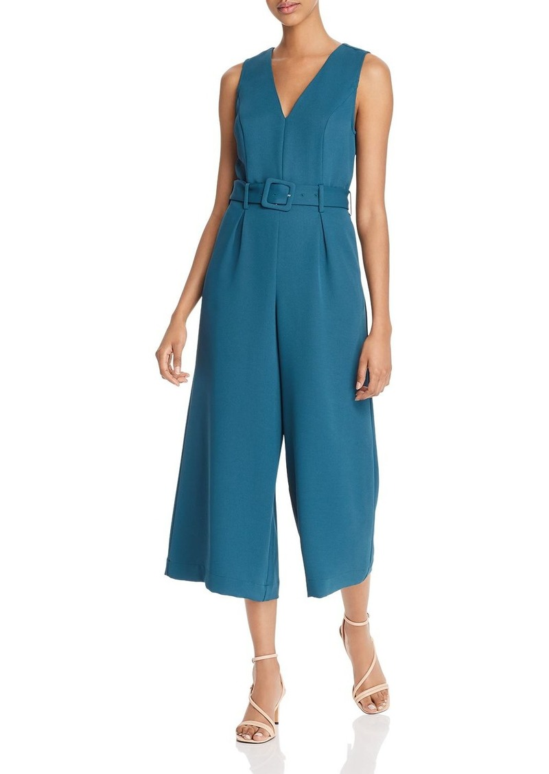 Joie Adessa Cropped Wide-Leg Jumpsuit