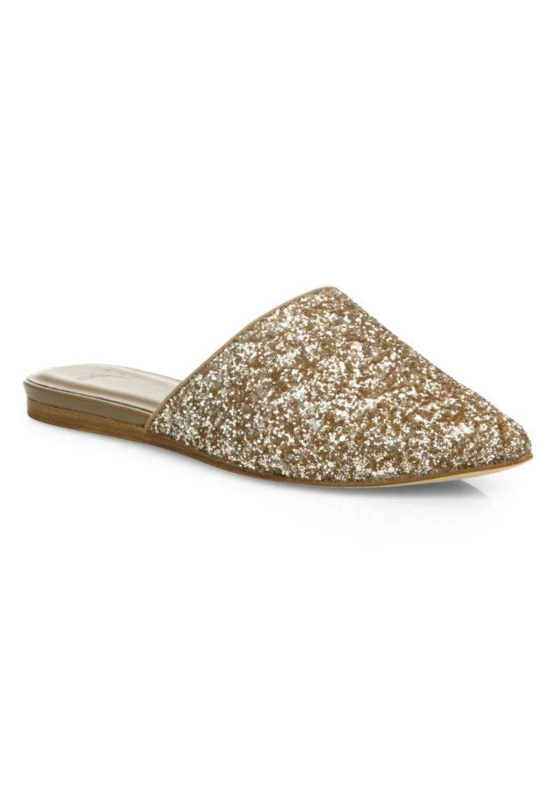 Joie Adiel Glitter Mule Slides