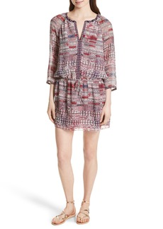 Joie Aili Silk Minidress