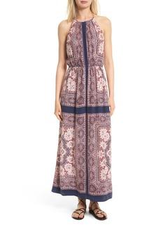 Joie Alandra Silk Maxi Dress