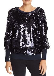 Joie Aldwyn Sequined Sweatshirt
