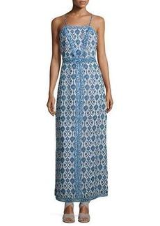 Joie Alister Floral-Print Maxi Dress