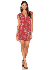 Joie Almarie B Dress in Red. - size M (also in S,XS)