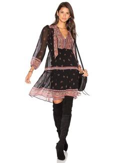 Joie Alpina Silk Dress
