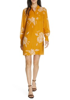 Joie Amaranda Silk Shirtdress