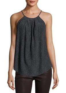 Joie Amarey Silk Sleeveless Tank