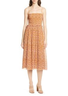 Joie Ambrose Silk Party Dress