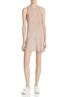 Joie Amedia Suede Shift Dress