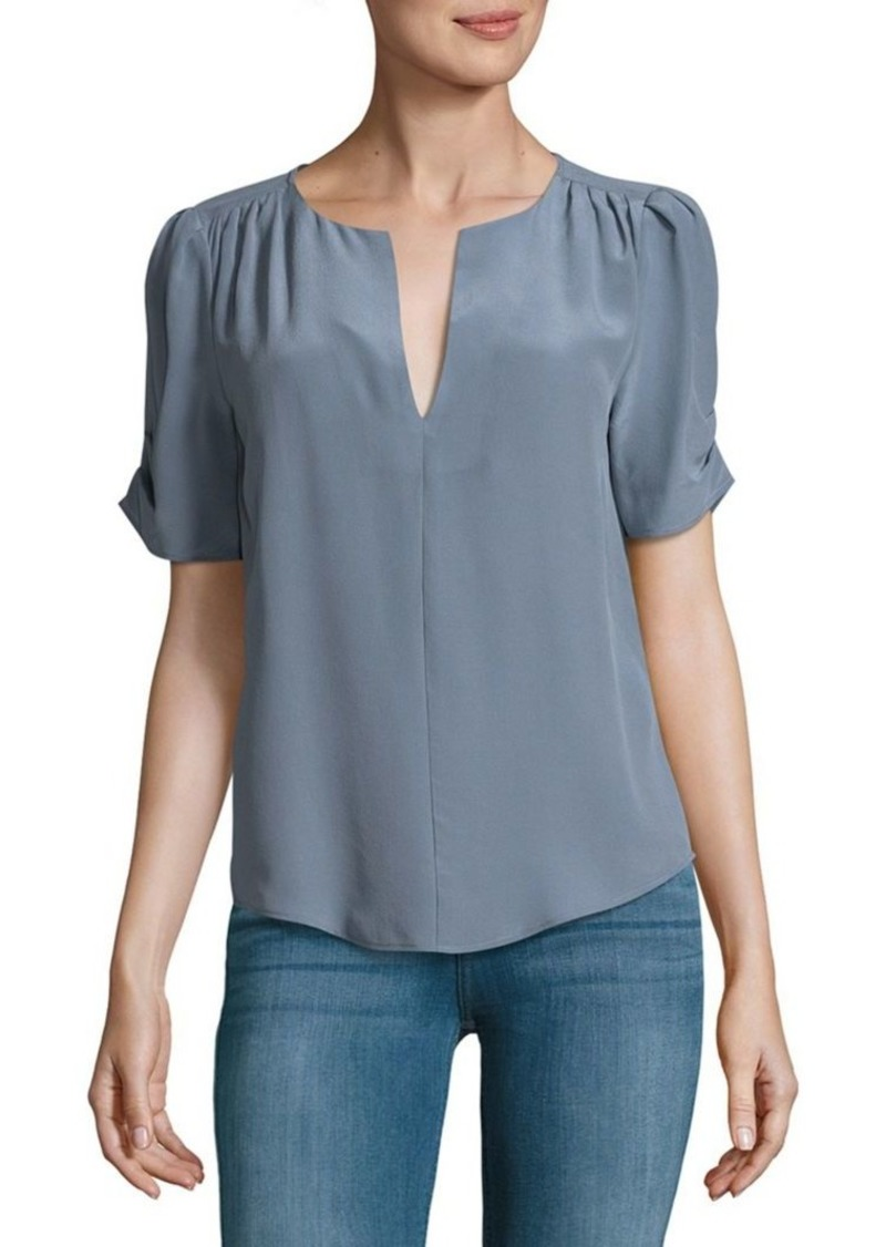 26c42513cd406a Joie Amone Silk Blouse | Casual Shirts