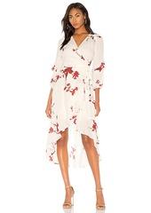 Joie Anawrette Wrap Dress