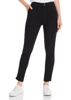Joie Andira Patch-Pocket Skinny Pants