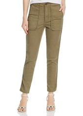 Joie Andira Piped Cropped Pants