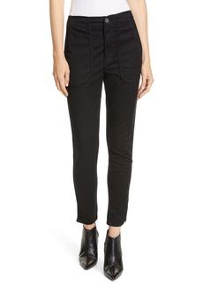 Joie Andira Slim Utility Pants