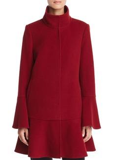 Joie Anichka Flounced Coat