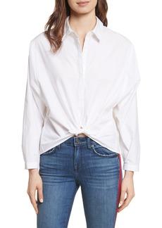 Joie Anjanique B Button Down Cotton Shirt