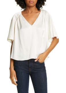 Joie Ankita V-Neck Raglan Top