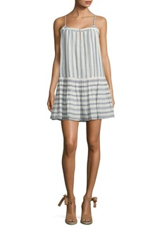 Joie Soft Joie Ante Striped Sleeveless Dress