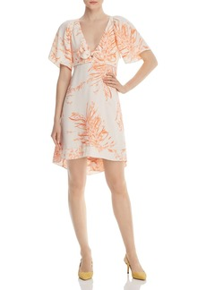 Joie Aralda Floral Dress