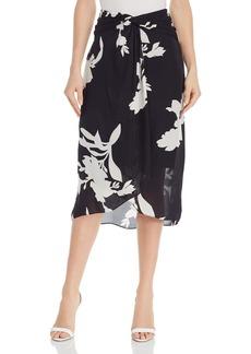 Joie Arlissa Twist-Front Skirt