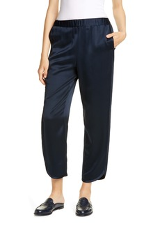 Joie Baduna Satin Ankle Pants