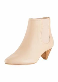 Joie Barleena Cone-Heel Napa Ankle Bootie