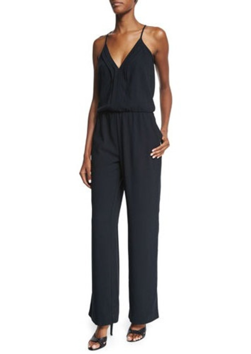Joie Beata V-Neck Jumpsuit