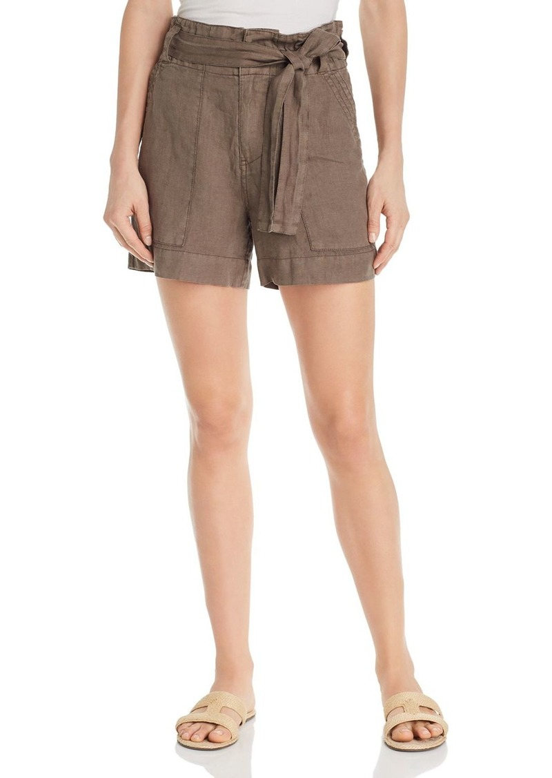 Joie Daynna Belted Cargo Shorts