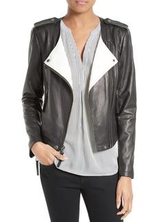 Joie Benicia Leather Jacket
