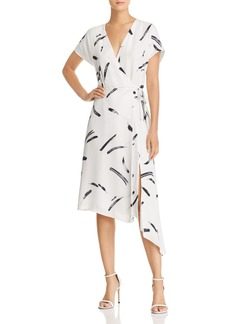 Joie Bethwyn Silk Wrap Dress