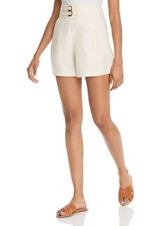 Joie Brenten Pleated Shorts