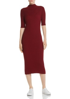 Joie Bryella Ribbed Midi Dress