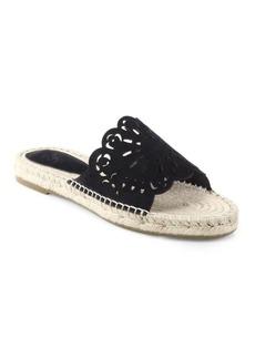Joie Cadee Leather Espadrille Slides