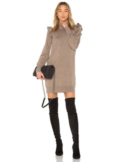Joie Catriona Dress in Brown. - size XS (also in L,M)