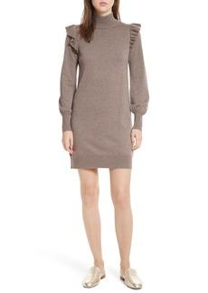 Joie Catriona Wool & Silk Sweater Dress