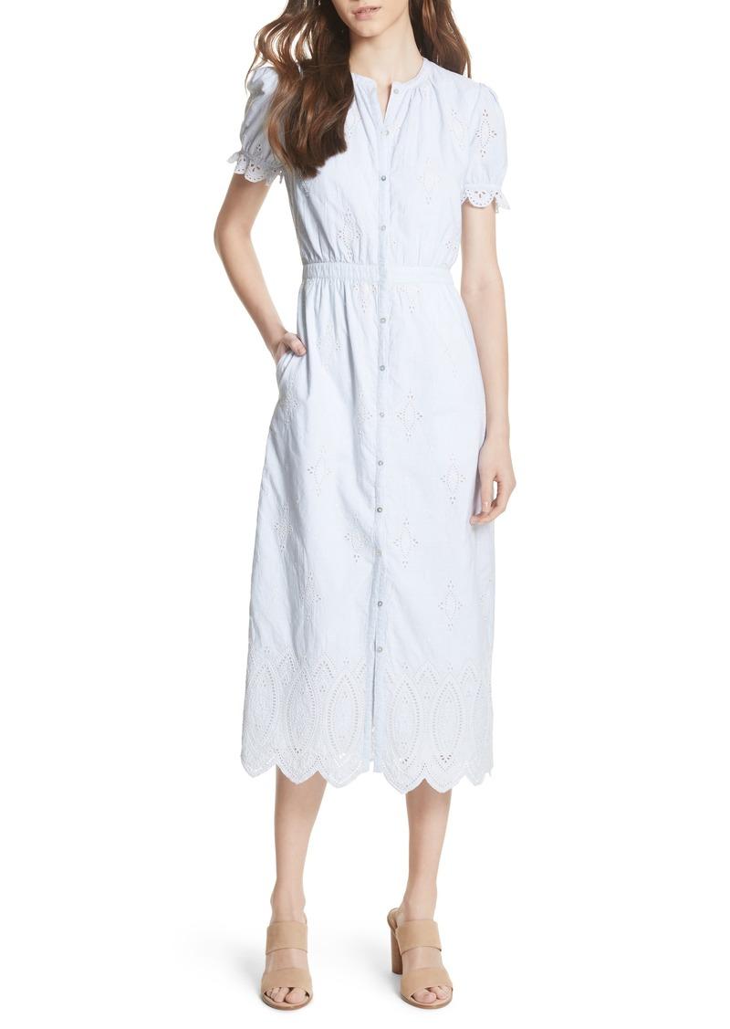 Joie Charae Midi Shirtdress