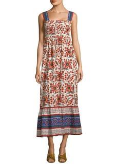 Chisuzu Batik Maxi Dress