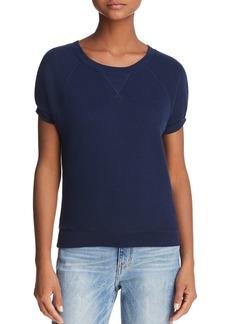 Joie Christal Short-Sleeve Sweatshirt