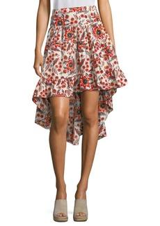 Joie Clarke Baja Batik Skirt