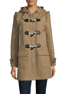 Joie Classic Hooded Toggle Coat