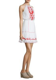 Clemency Embroidered Dress