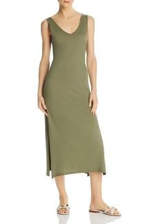 Joie Conall Tie-Back Midi Dress