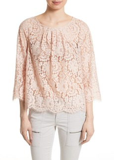Joie Cordella Lace Top