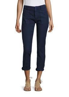 Joie Cotton & Linen Painter Pants