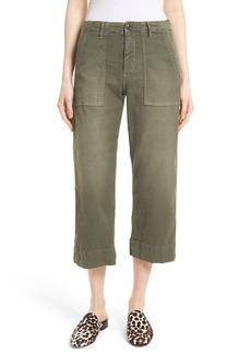 Joie Crop Painter Pants