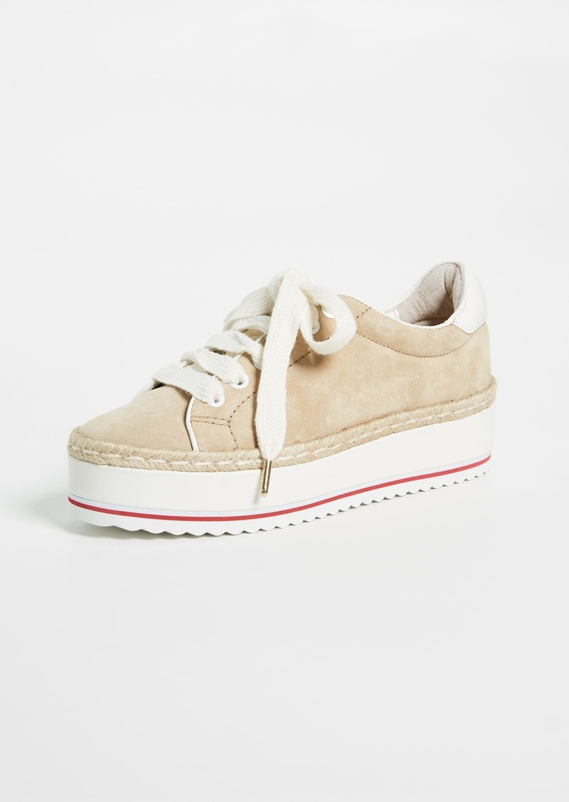 9e521a187a06 On Sale today! Joie Joie Dabnis Platform Sneakers