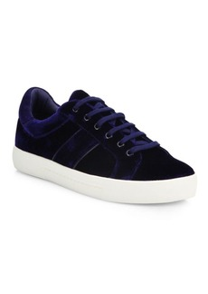 Joie Dakota Velvet Sneakers