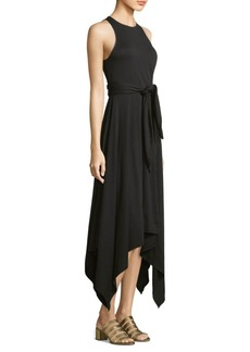 Joie Damonda Knot Waist Jersey Dress