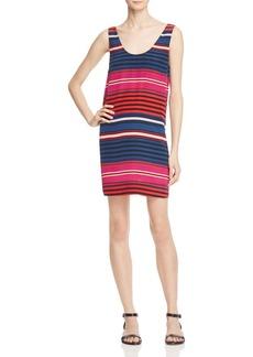 Joie Dawna Printed Silk Dress